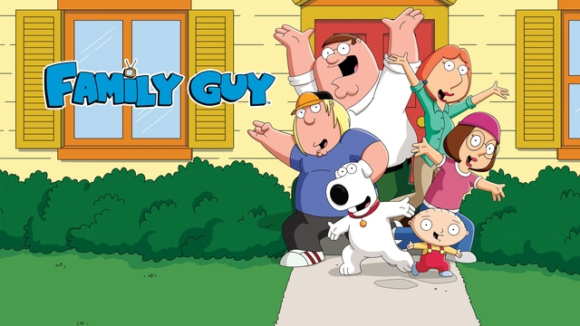 where to watch family guy for free