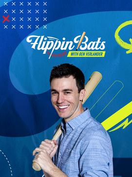 Flippin' Bats with Ben Verlander dcg-mark-poster