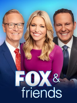 FOX and Friends Saturday dcg-mark-poster