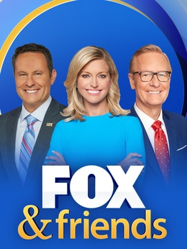 Fox and Friends dcg-mark-poster
