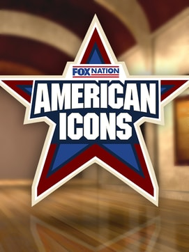 Fox Nation American Icons dcg-mark-poster