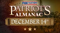 Dec.14: George Washington passes away