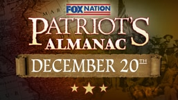 Dec. 20: Jamestown settlers set sail from England