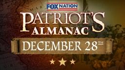 Dec. 28: Pledge of Allegiance recognized