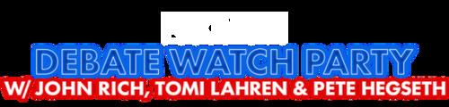 Fox Nation's Debate Watch Party w/ John Rich, Tomi Lahren & Pete Hegseth