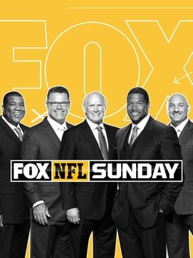 FOX NFL Sunday dcg-mark-poster