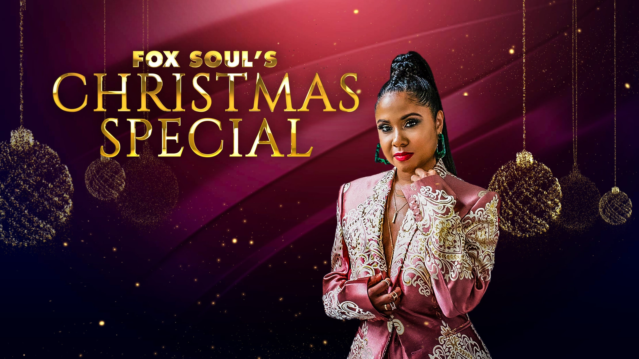 FOX SOUL's Christmas Special seriesDetail