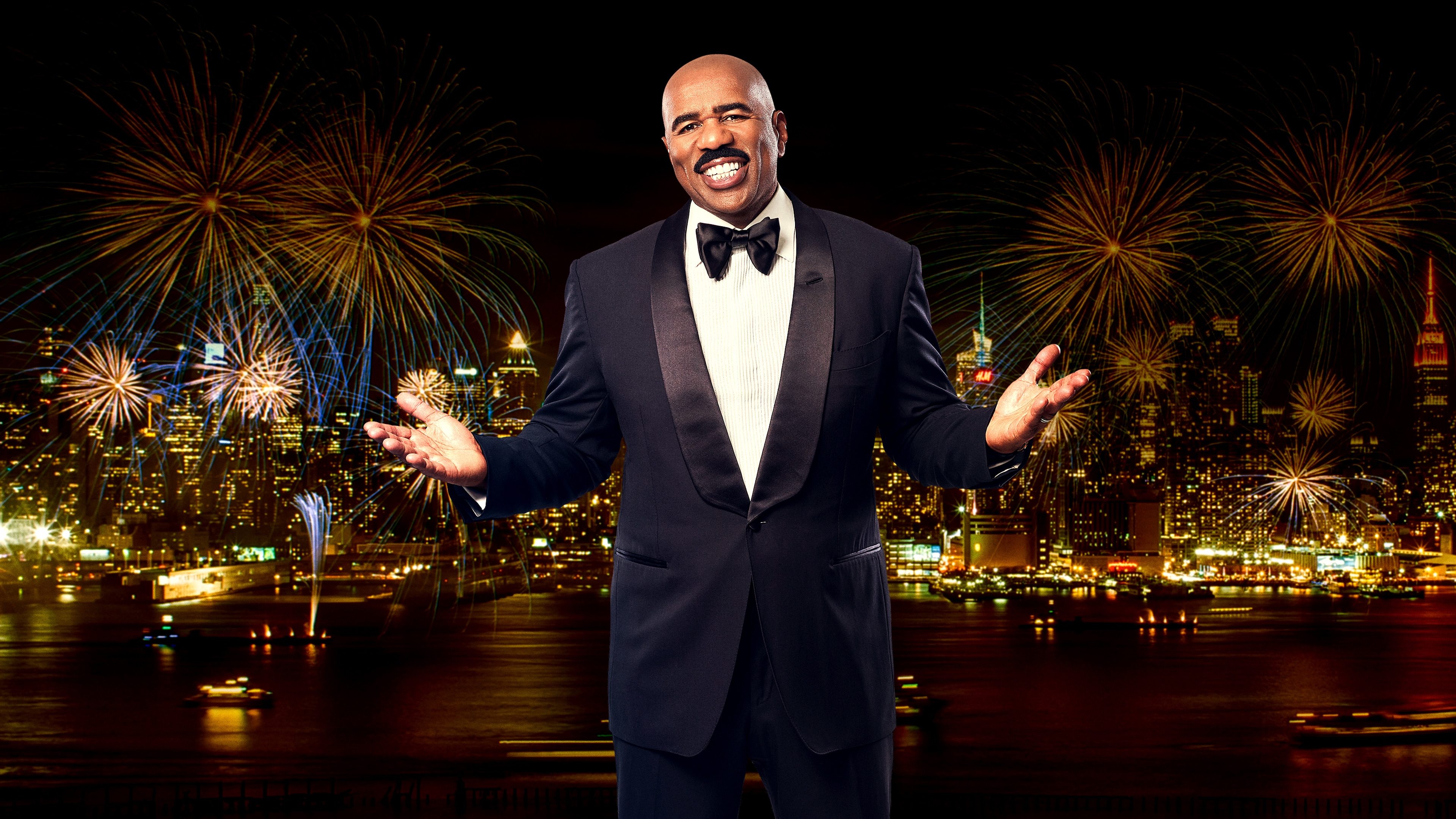 New Year\'s Eve With Steve Harvey - About the Show | New Year\'s Eve ...