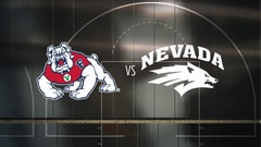 College Basketball - Fresno State at Nevada