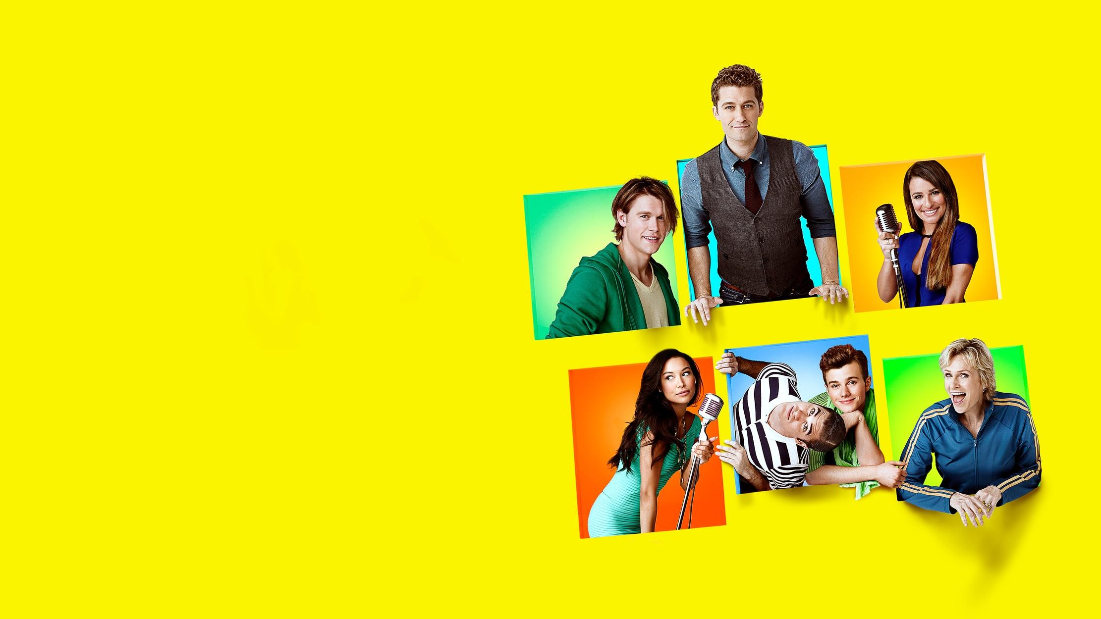 Glee seriesDetail
