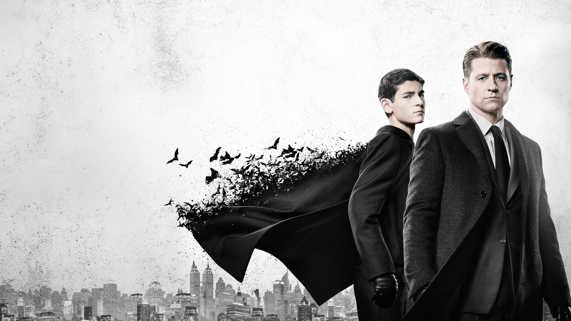 Watch gotham on fox video poster ccuart Choice Image