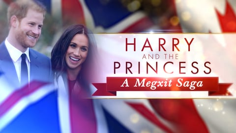Preview: Harry and The Princess: A Megxit Saga