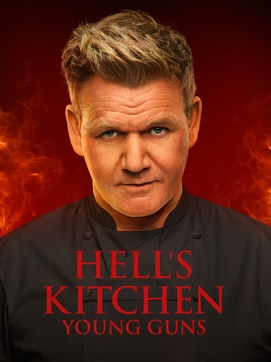 Hell's Kitchen dcg-mark-poster