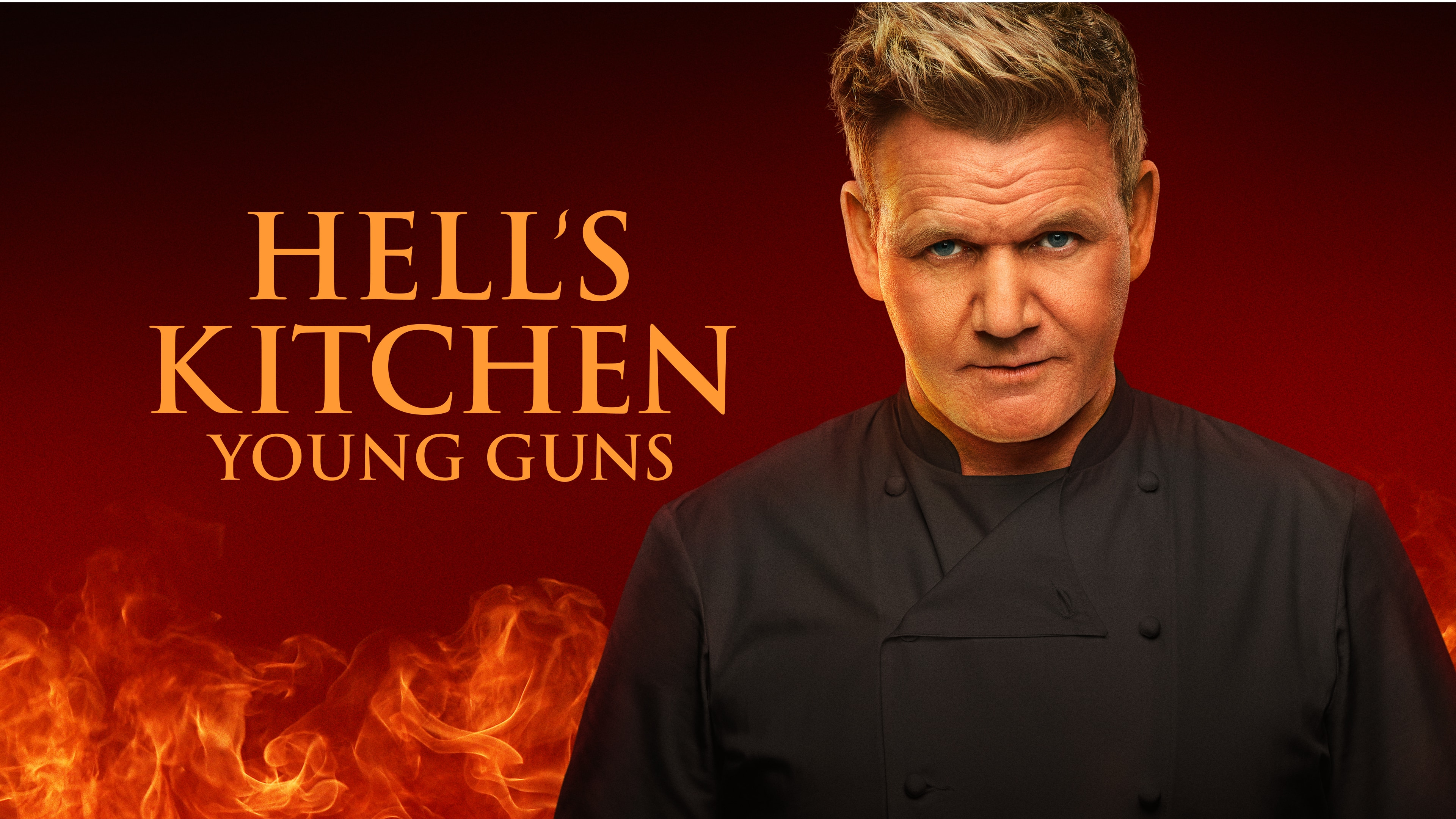 Hell S Kitchen Young Guns Watch Mondays At 8 7c On Fox