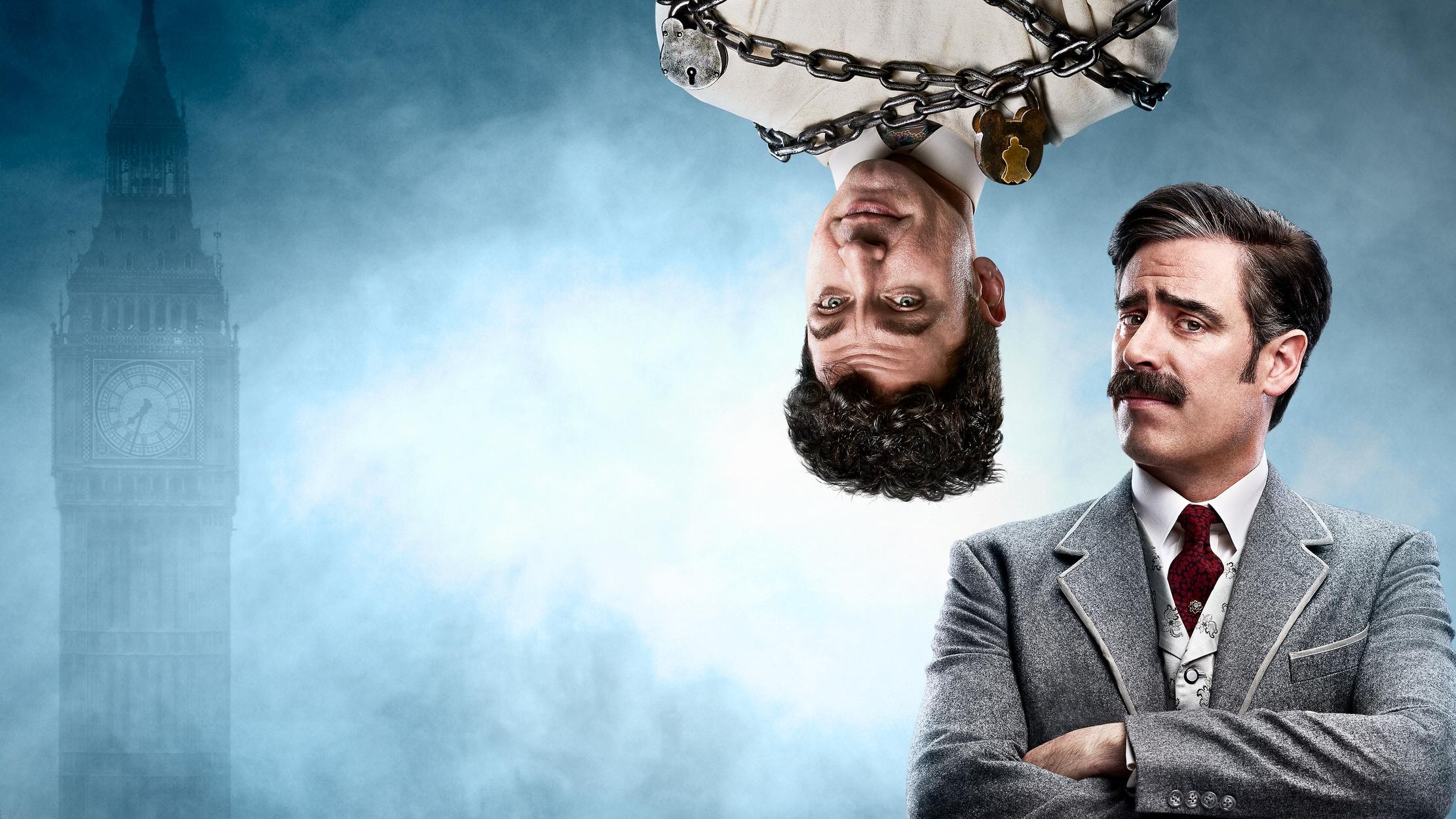Houdini & Doyle seriesDetail