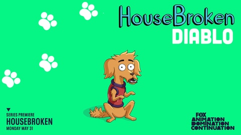 Housebroken Meet Diablo This Summer On An All New Series 2021-04-19