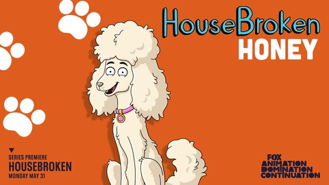 Housebroken Meet Honey This Summer On An All New Series 2021-04-10