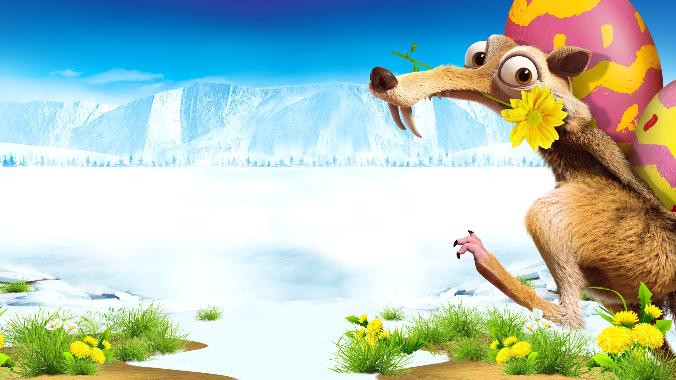 Ice Age: The Great Egg-Scapade seriesDetail