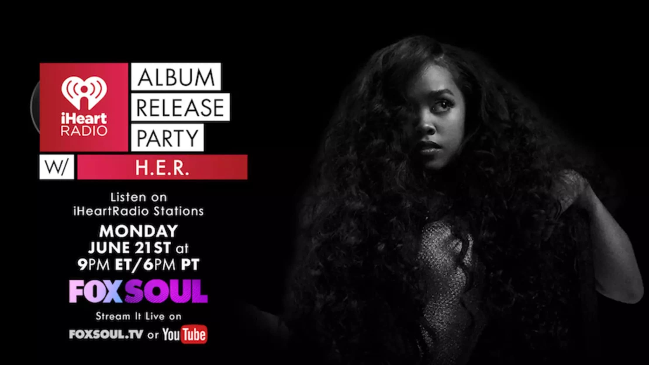 iHeart Radio Listening Party with H.E.R. seriesDetail
