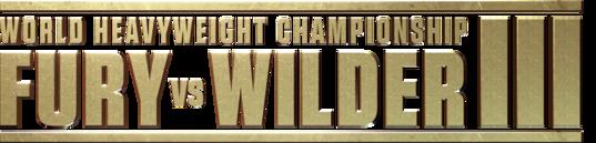Inside Fury vs. Wilder III - Part 1 logo