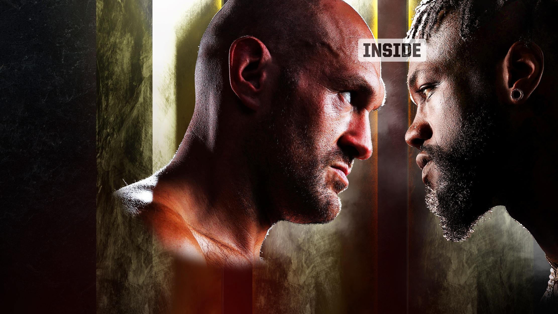 Inside Fury vs. Wilder III - Part 1 seriesDetail