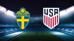Women's Soccer - International Friendly: United States at Sweden