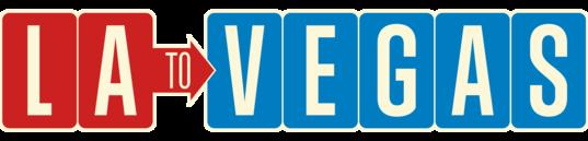 LA to Vegas logo