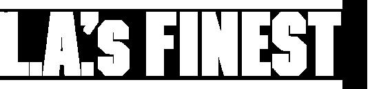 L.A.'s Finest logo