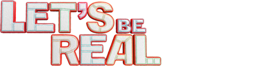 Let's Be Real logo