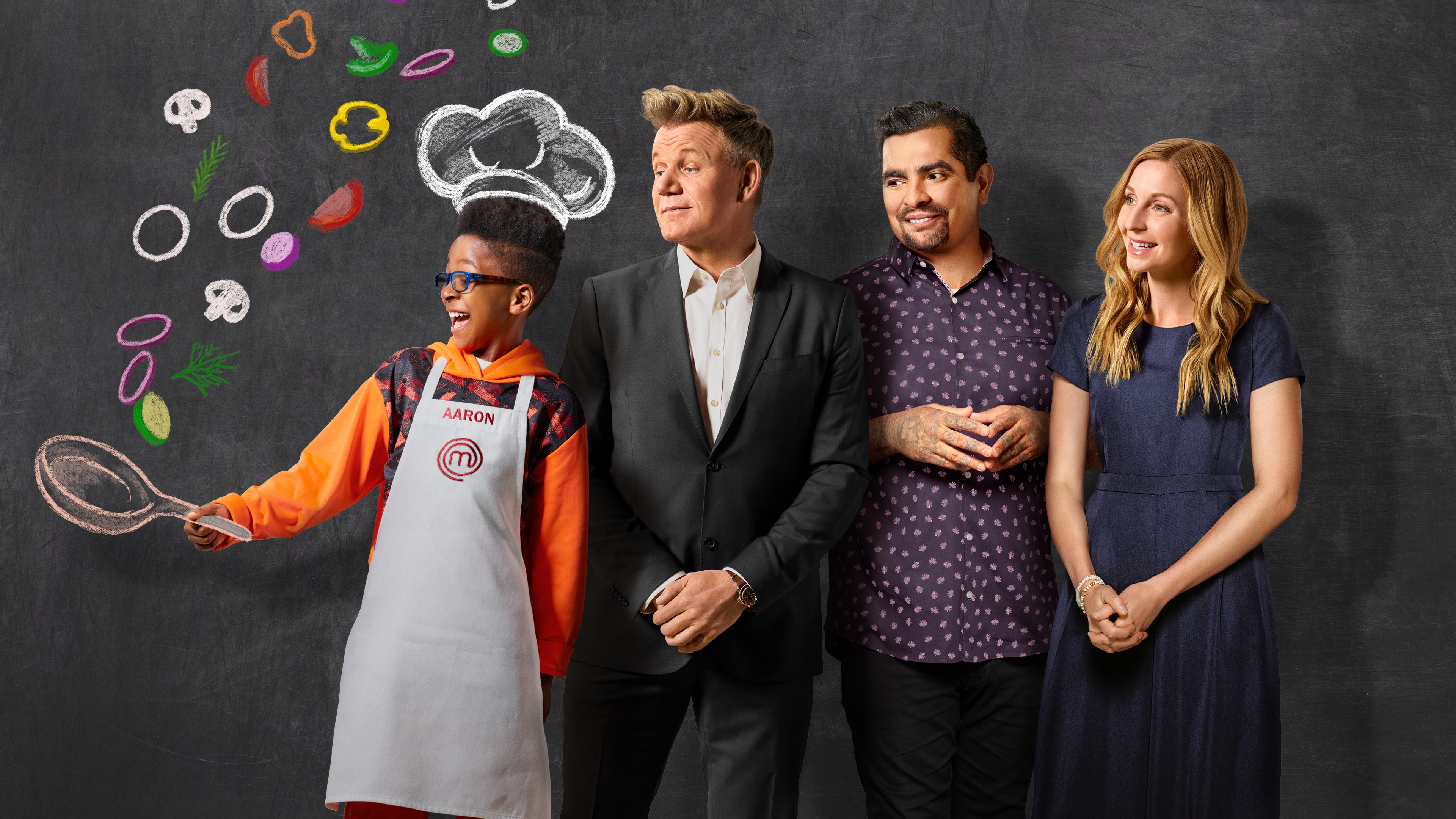 Watch Full Episodes of MasterChef Junior with Gordon