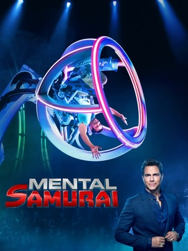 Mental Samurai dcg-mark-poster