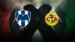Mexico Primera Division Soccer - Monterrey vs. América