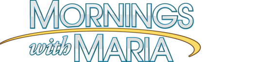 Mornings with Maria Bartiromo logo