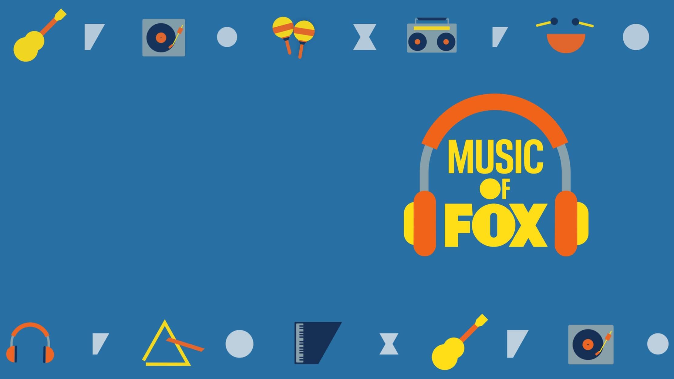 Music of Fox seriesDetail