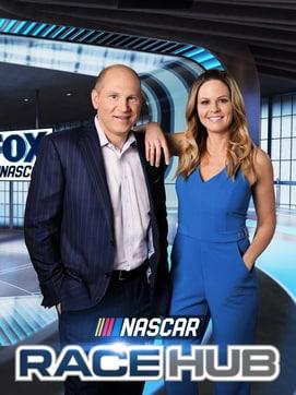NASCAR Race Hub dcg-mark-poster