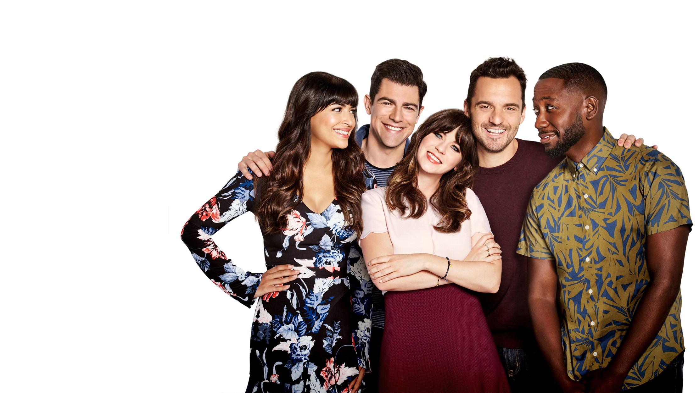 New Girl seriesDetail