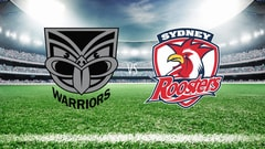 NRL Rugby - New Zealand Warriors vs. Sydney Roosters
