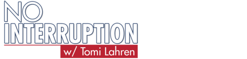 No Interruption with Tomi Lahren