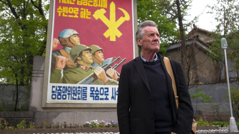 North Korea from the Inside with Michael Palin