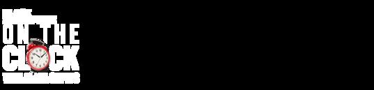 On the Clock logo