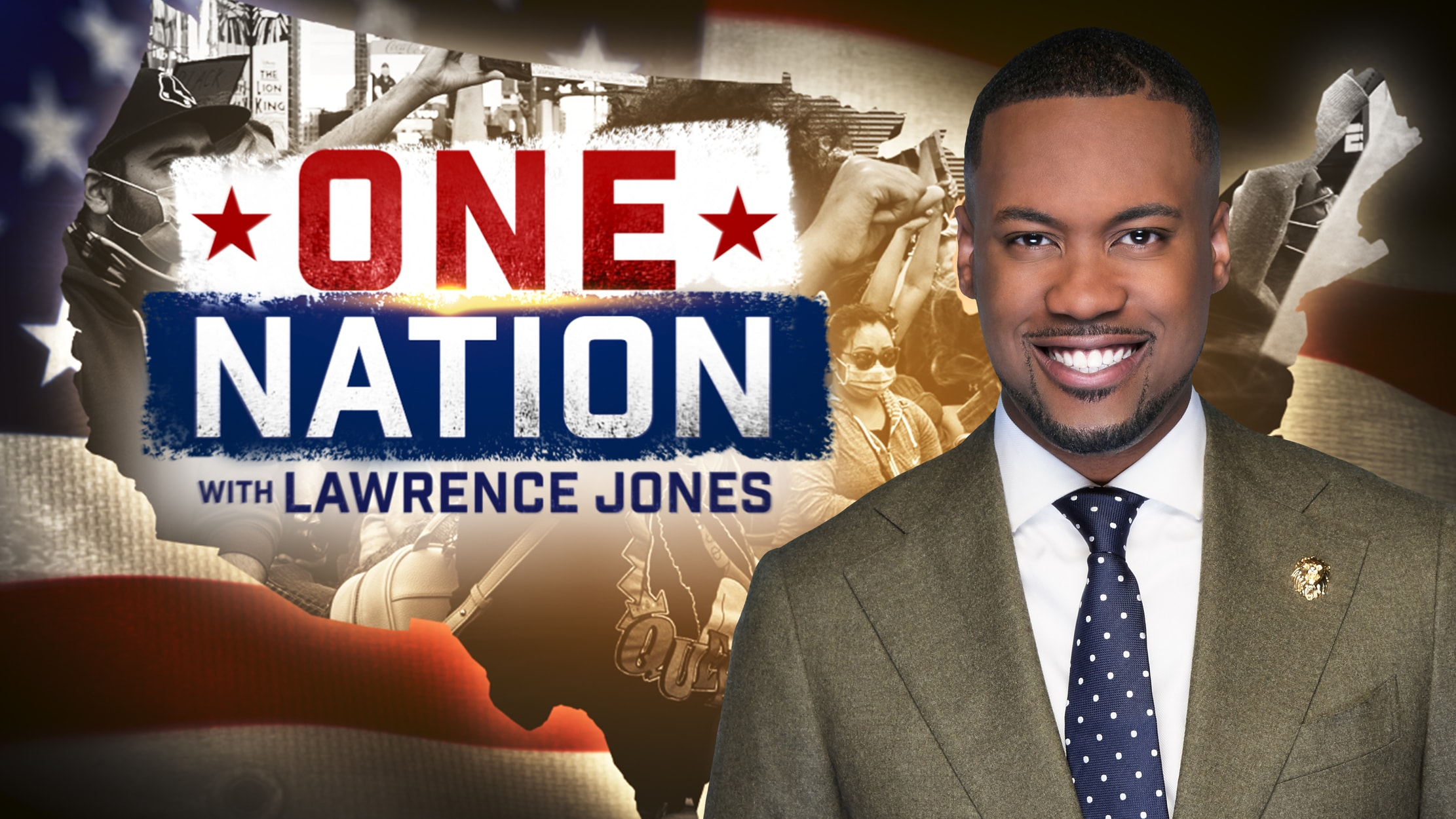 One Nation Hosted by Lawrence Jones