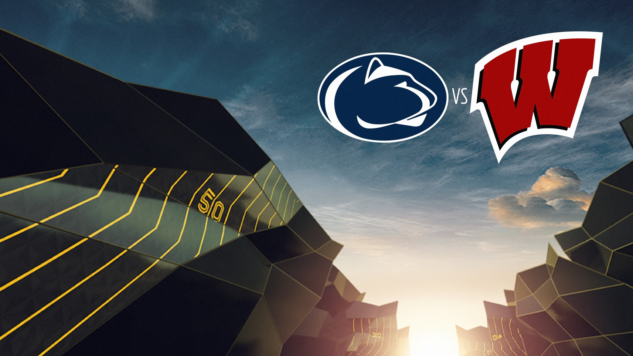 College Football - Penn State at Wisconsin seriesDetail