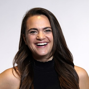Host Charlotte Wilder The People's Sports Podcast