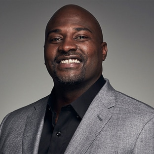Host Marcellus Wiley Speak for Yourself