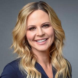 Host Shannon Spake NASCAR Race Hub