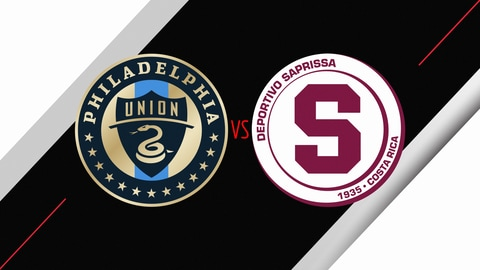 CONCACAF Champions League: Philadelphia vs. Saprissa 2021-04-15 seriesList