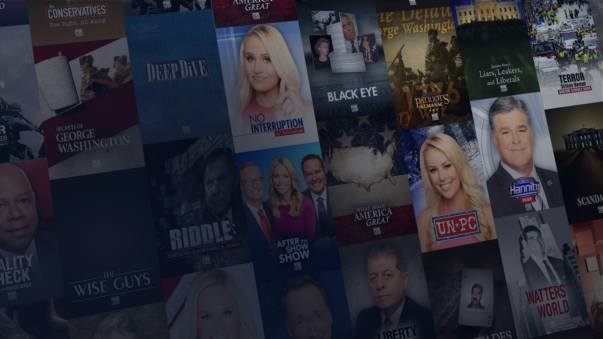 Fox Nation: The Ultimate Companion to Fox News | Join Today for