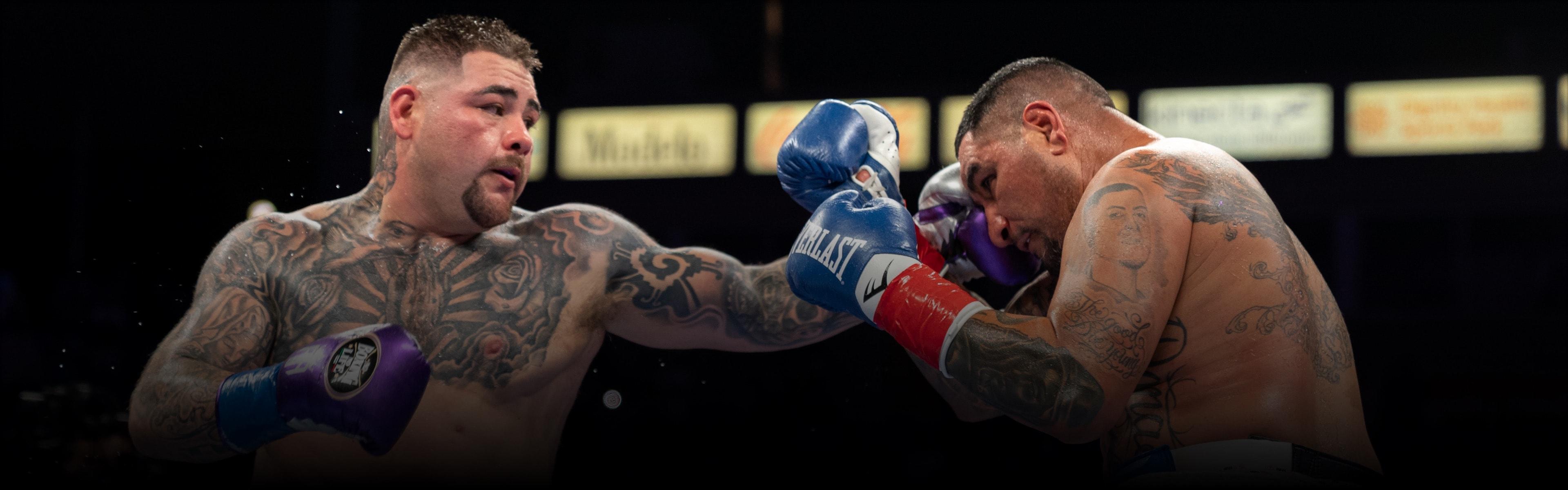 Andy Ruiz vs Chris Arreola to headline May 1 Fight Night