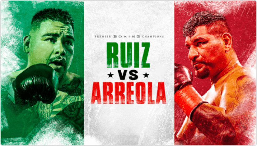 RUIZ VS ARREOLA results