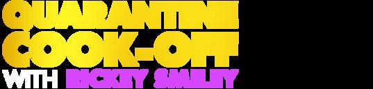 Quarantine Cook Off logo